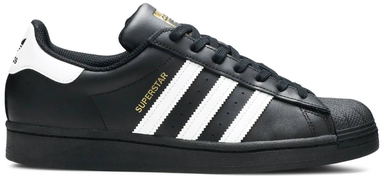 Giày Adidas Superstar Core Black White EG4959
