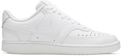 Nike Wmns Court Vision Low 'Triple White' CD5434-100