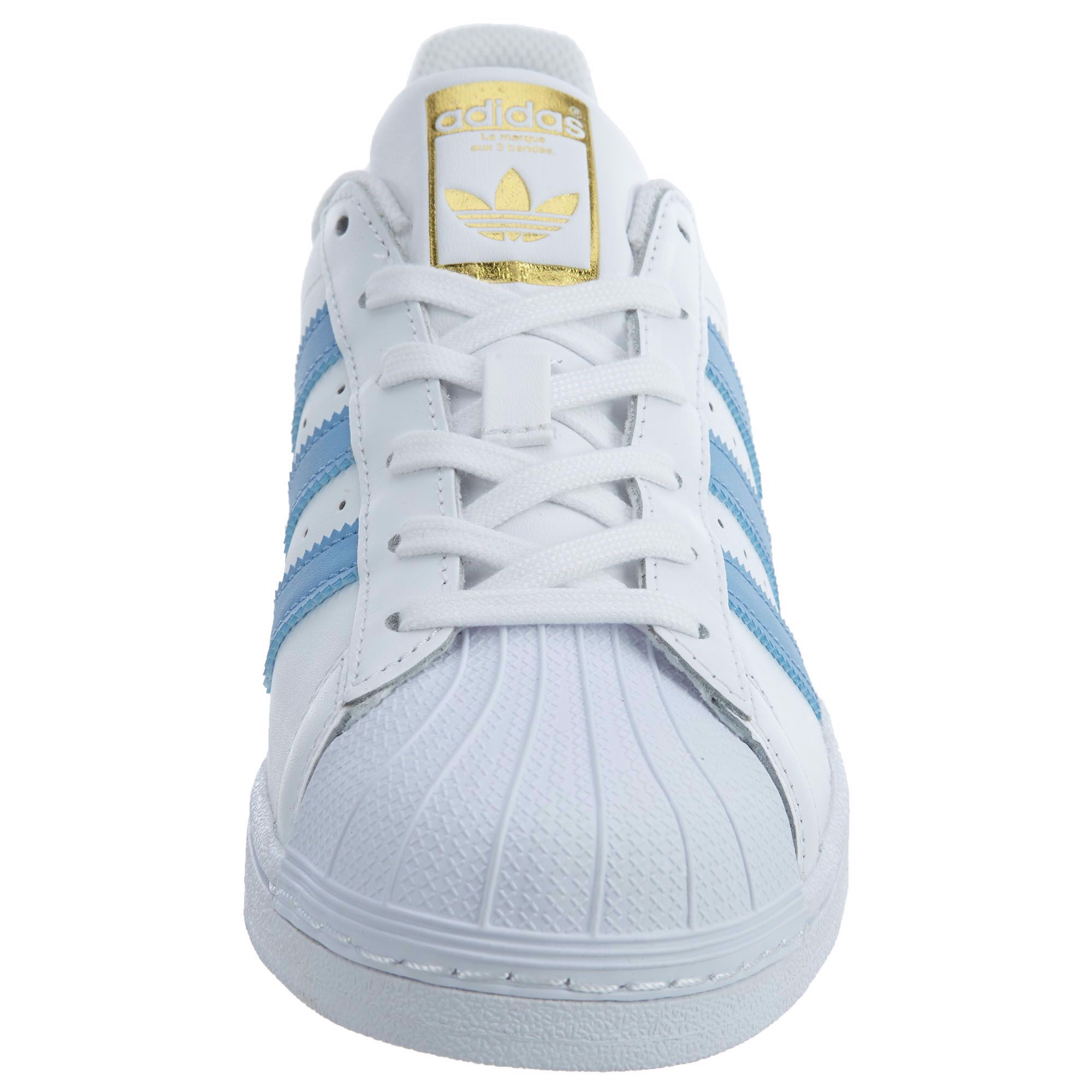 adidas Superstar Foundation J 'Light Blue'  S81018