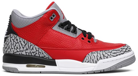 Nike Jordan 3 Retro SE Unite 'Fire Red' CQ0488-600