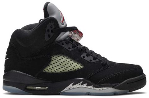 Air Jordan 5 OG 'Metallic' 2016 845035-003