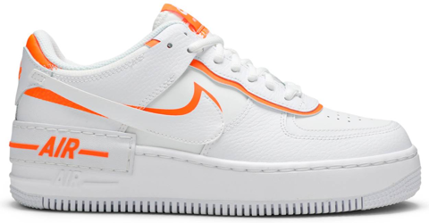 giay nike air force 1 shadow total orange ci0919 103