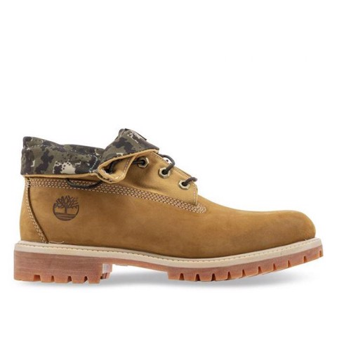 Timberland Roll Top Yellow TB0A21B1