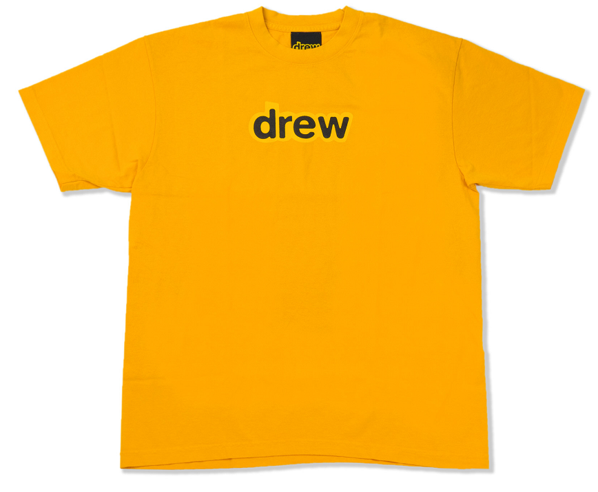 Áo Drew House Secret Golden Yellow Tee