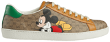 Disney x Gucci Ace Low 'Mickey Mouse Beige'  602548 HWM10 8961