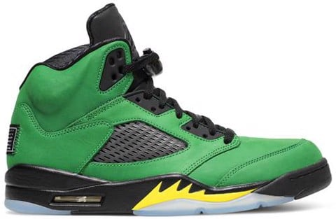 Nike Air Jordan 5 Retro SE 'Oregon' CK6631-307
