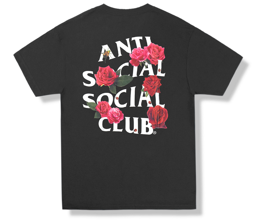 Áo Anti Social Social Club Smells Bad Tee (FW19) Black  ASSC-SMBTBK