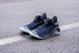 Under Armour UA Curry 6 Dark Blue Lt Blue White 3020612-402