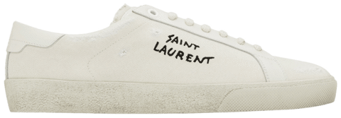 Saint Laurent Court Classic SL-06 'Cream'