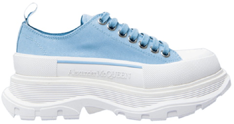 giay alexander mcqueen wmns tread slick lace up sky blue 611705 w4lr1 4802
