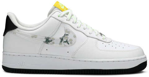 giay nike air force 1 07 lv8 daisy pack cw5571 100