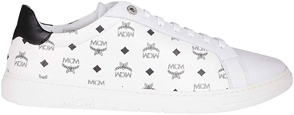 Giày MCM Luxury Fashion Man MEXAAMM11WT
