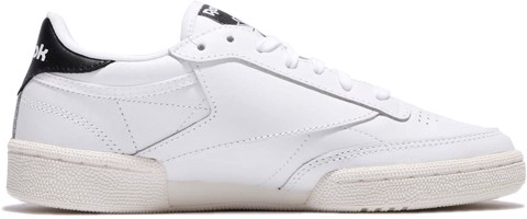 Reebok Club C 85 SU White Black CM9163