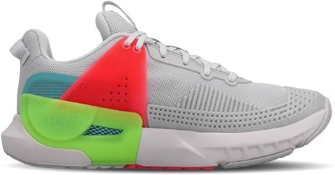Under Armour HOVR Apex 'Grey Orange' 3022209-100