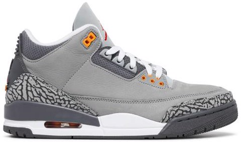 Nike Air Jordan 3 Retro 'Cool Grey' 2021 CT8532-012