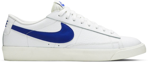 giay nike blazer low leather astronomy blue ci6377 107