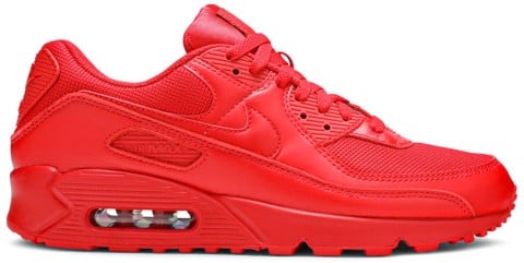 giay nike air max 90 triple red cz7918 600