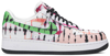 Giày Nike Air Force 1 Black Tie Dye CW1267-101