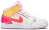 Nike Air Jordan 1 Mid SE GS 'Edge Glow' CV4611-100