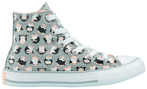 Converse Chuck Taylor All Star High GS 'Tundra Print' 669290F