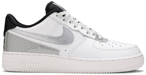 giay nike 3m x air force 1 low white ct2299 100