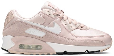 giay nike wmns air max 90 barely rose cz6221 600