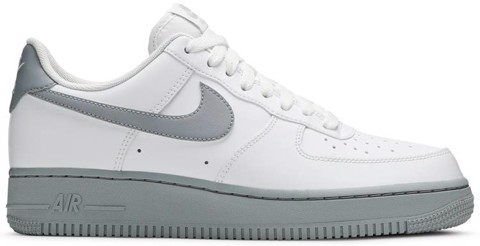 Nike Air Force 1 '07 'White Grey Sole' CK7663-104