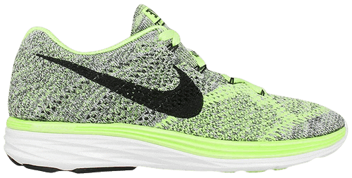 Nike Wmns Flyknit Lunar 3 'Mint Green Cool Grey' 698182-304