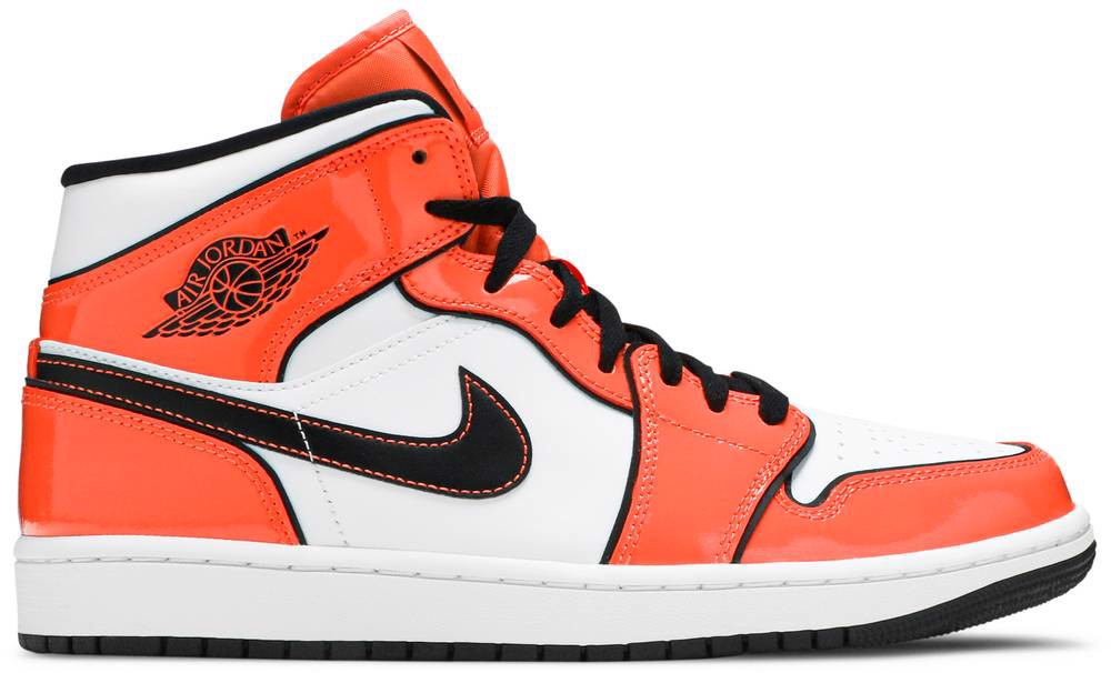 Nike Air Jordan 1 Mid SE 'Turf Orange' DD6834-802