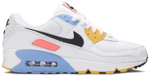 giay nike wmns air max 90 solar flare cz3950 100