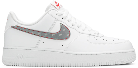 giay nike 3m x air force 1 07 white ct2296 100