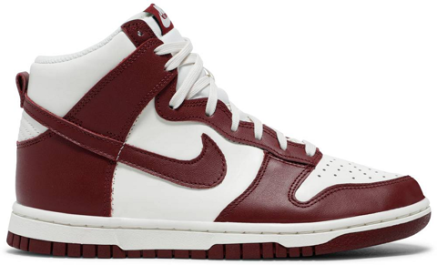 giay nike wmns dunk high team red dd1869 101