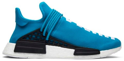 Adidas Pharrell x NMD Human Race 'Blue' BB0618