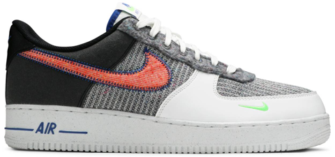 giay nike air force 1 low recycled jerseys pack cu5625 122