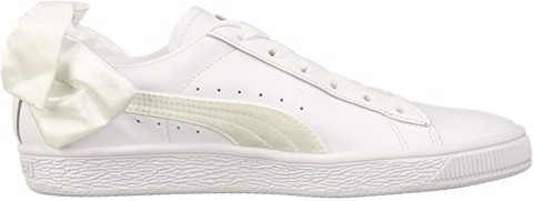 Puma Basket Bow 'Cream White' 368224-03