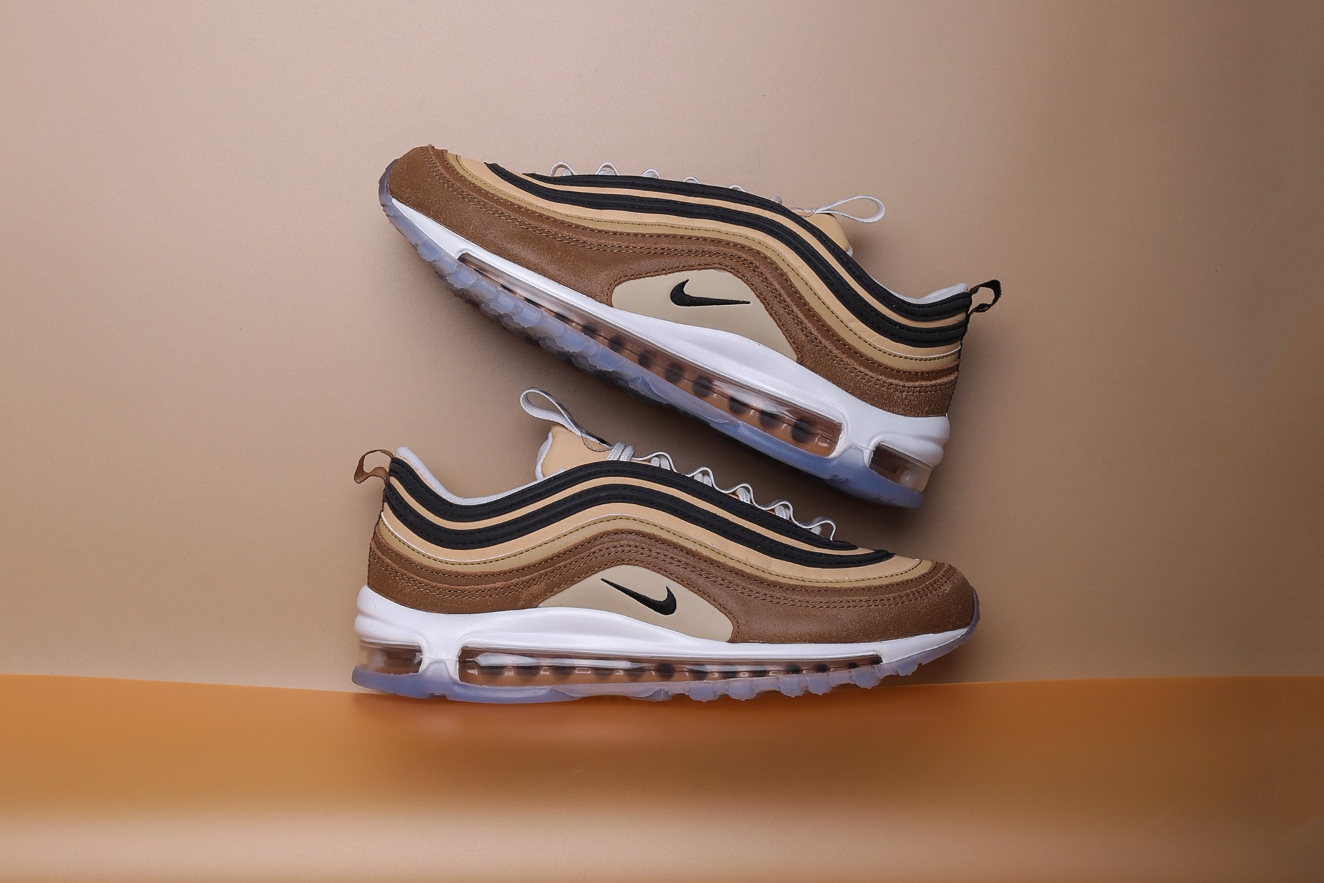 Nike Air Max 97 'Shipping Box Ale Brown' 921826-201