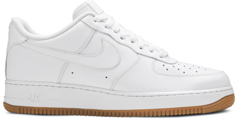 giay nike air force 1 07 white gum light brown dj2739 100