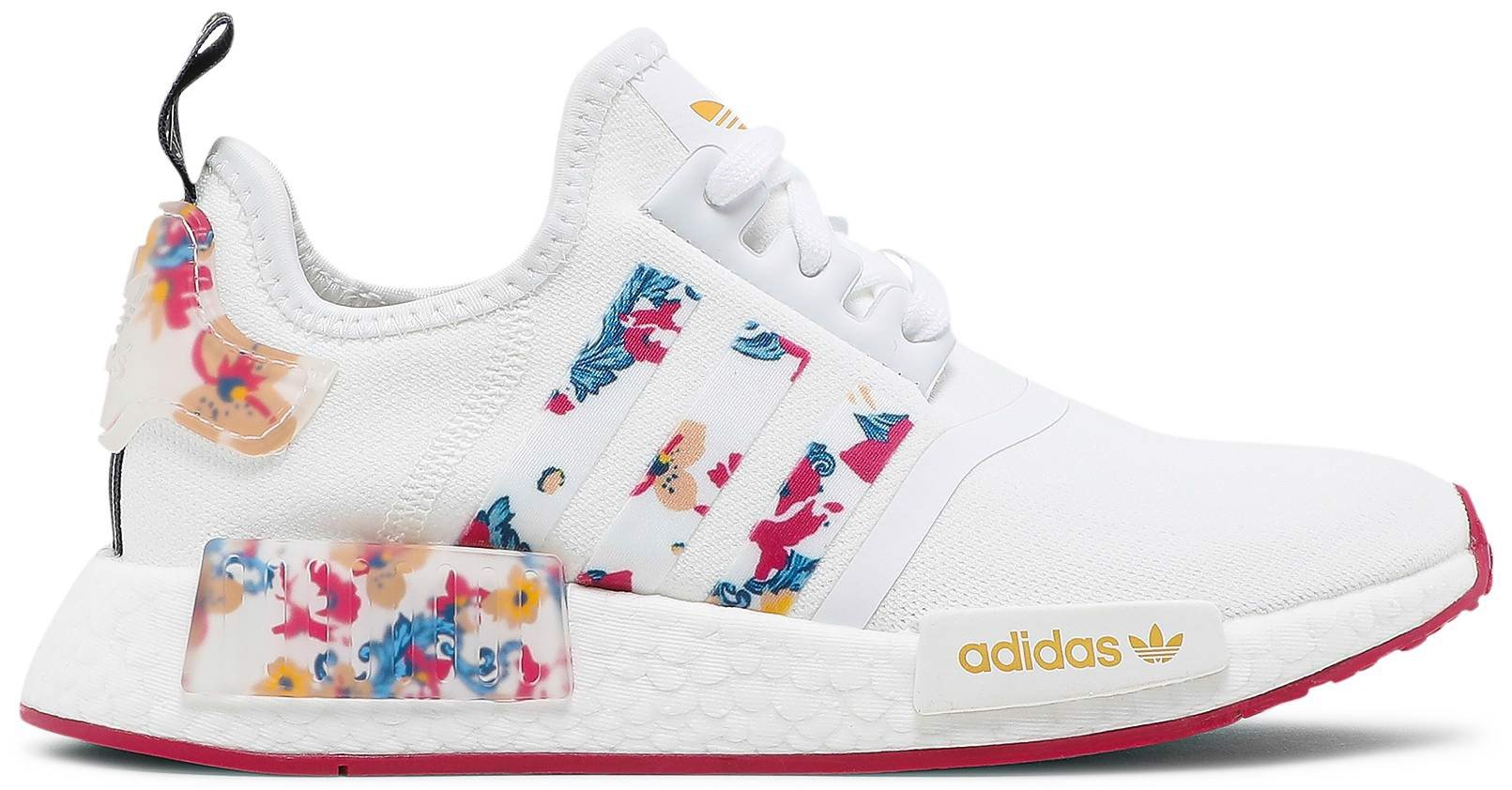 Adidas Her Studio London x Wmns NMD_R1 'Floral White' FY3666