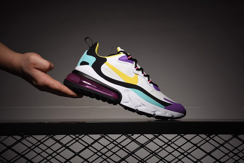 Nike Air Max 270 React 'Geometric Abstract'  AO4971-101