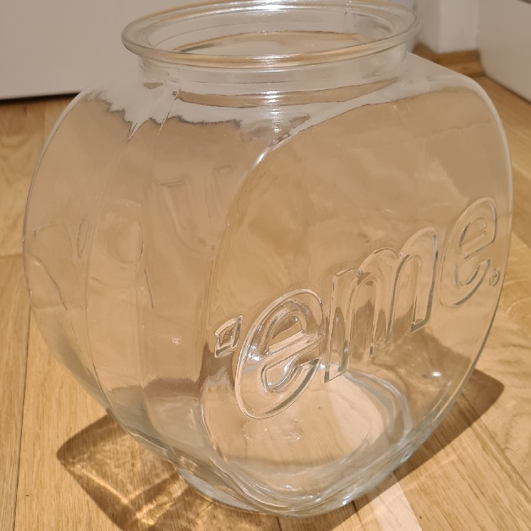 Supreme Fish Bowl Clear SUP-FIBCLR