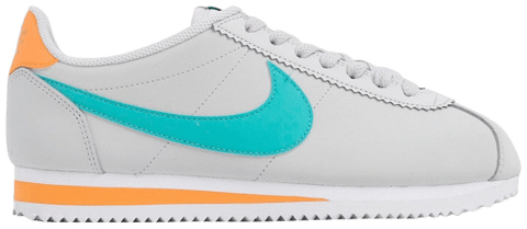 giay nike cortez leather spring pack jade 807471 019