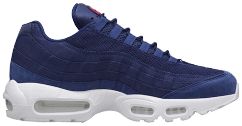 Stussy x Nike Air Max 95 'Loyal Blue' 834668 441