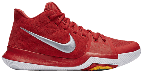 Nike Kyrie 3 'University Red' 852395-601