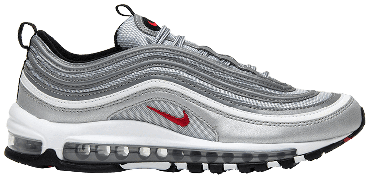 Nike Air Max 97 Golf 'Silver Bullet' CI7538-001