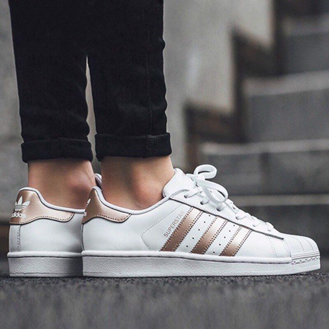 Adidas Superstar 'White Metallic' CG5463