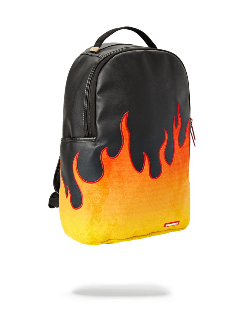 Sprayground Cream Flame Backpack