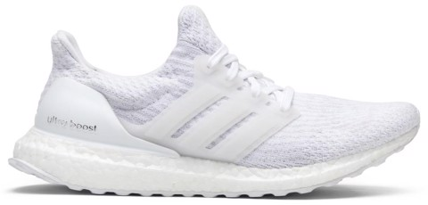 Adidas UltraBoost 3.0 'Triple White' BA7686