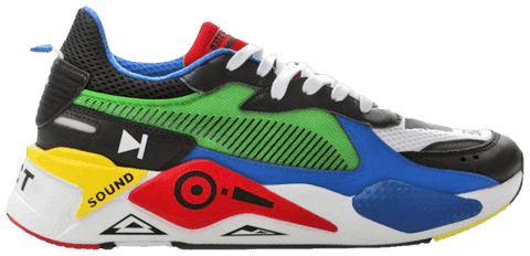 Puma RS-X 'Mixtape' Limited Edison 928583-01