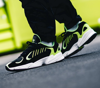 Giày Adidas Yung 1 'Black Hi Res Yellow' EE5317