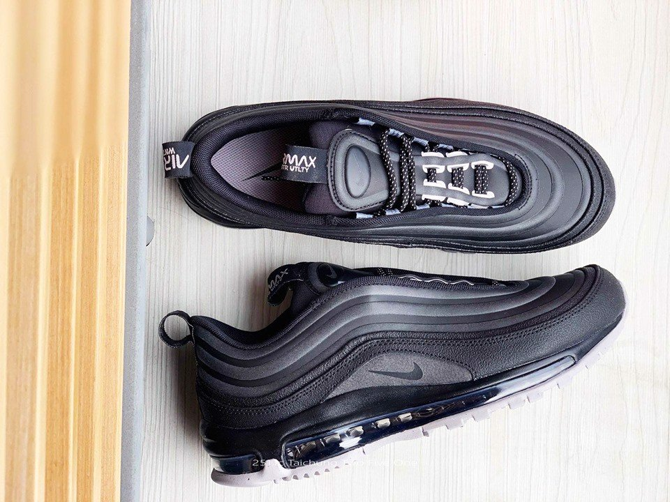 Nike Air Max 97 Utility Black Cool Grey BQ5615-001
